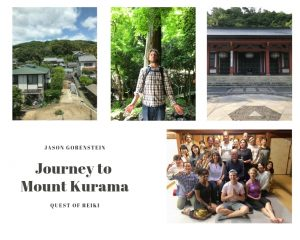 Journey to Mount Kurama – Quest of Reiki